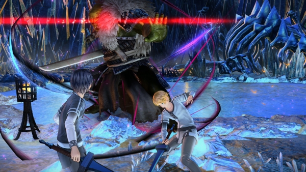 Sword Art Online Alicization Lycoris Announced For PS4 Xbox One And PC Gaming Union