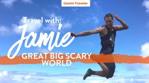 Interview with Jamie from Great Big Scary World