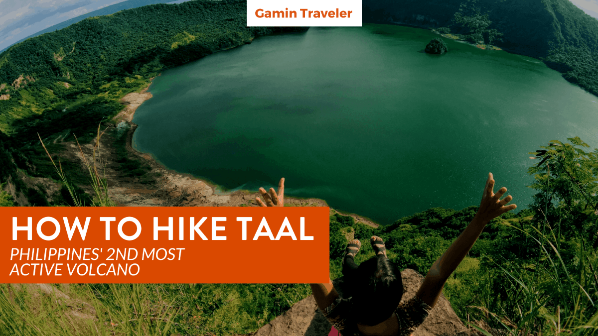 Hiking Taal Volcano: What to do & How to plan