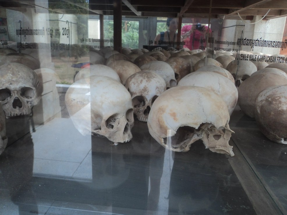 Killing fields while visiting Phnom Penh, things to do in Phnom Penh, Phnom Penh travel guide
