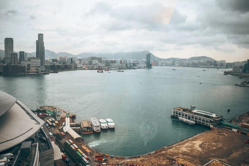 Renaissance Hong Kong Harbour: Views