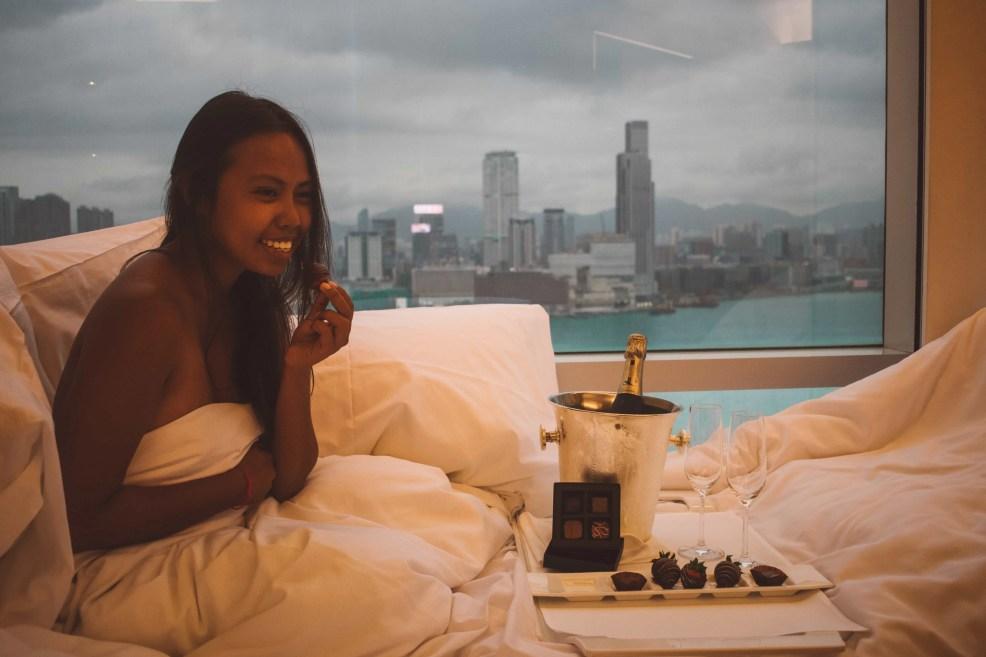 Renaissance Hong Kong Harbour: The Room