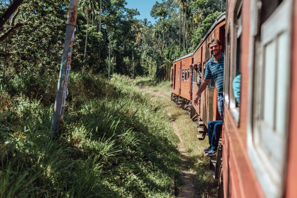 budget travel in sri lanka
