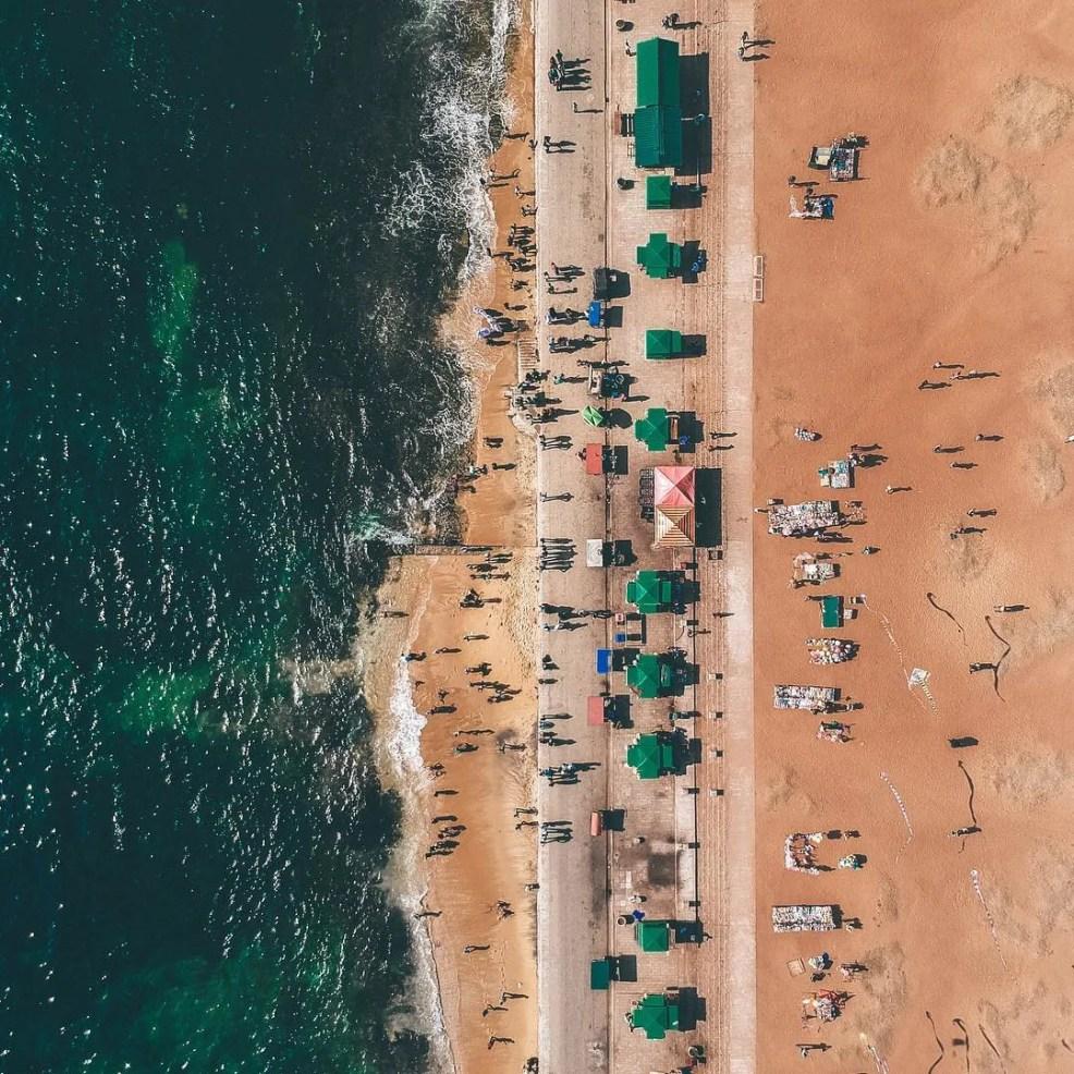 Beaches in Colombo, Sri Lanka tourist spots