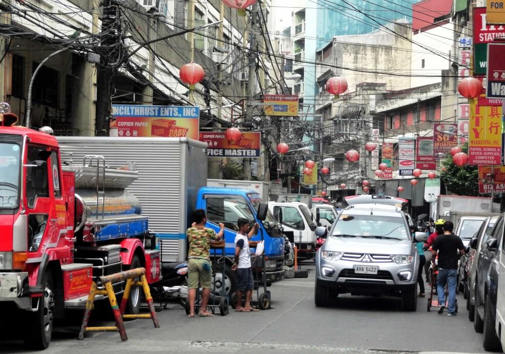 Manila tourist spots, Binondo, Chinatown