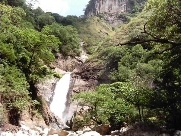 Nadsadjan waterfall Iloilo
