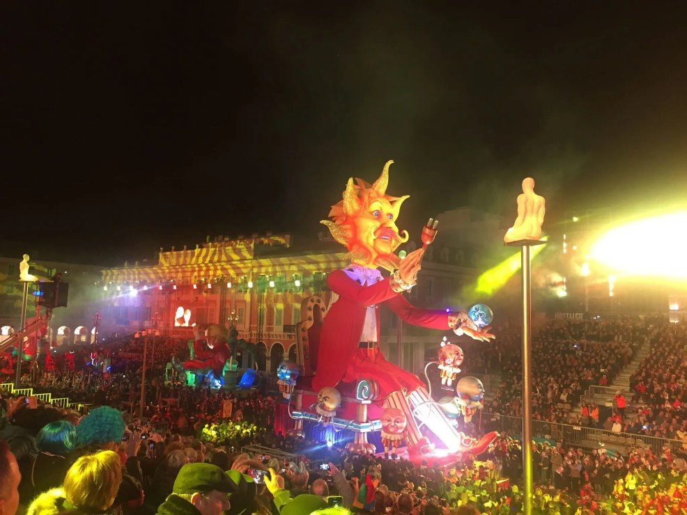 Things to do in Nice, Places to visit in Nice, Festivals in Nice, Carnaval de Nice