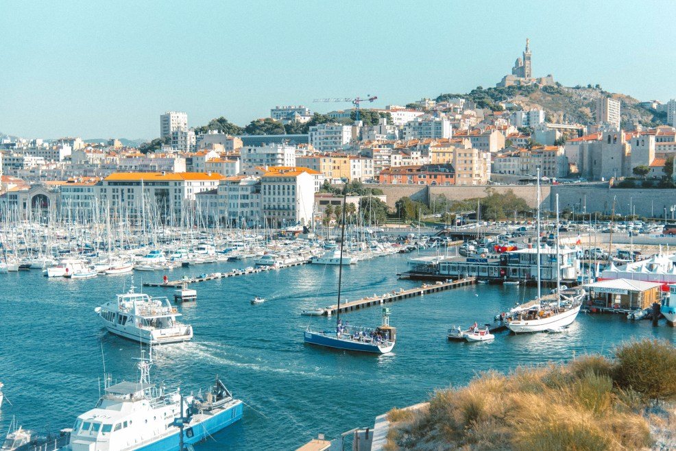 Things to do in Marseille, Places to visit in Marseille, Beaches in Marseille, old port in Marseille