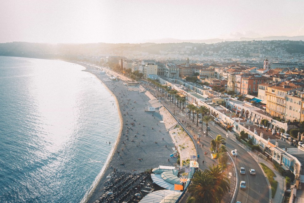 Things to do in Nice, Places to visit in Nice, Beaches in Nice, bibycle around Nice