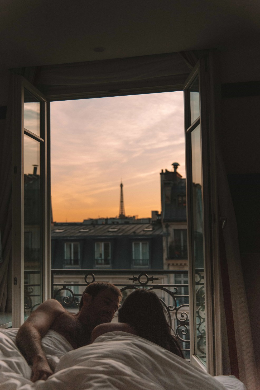 Most Instagrammable places in Paris, Room with a view