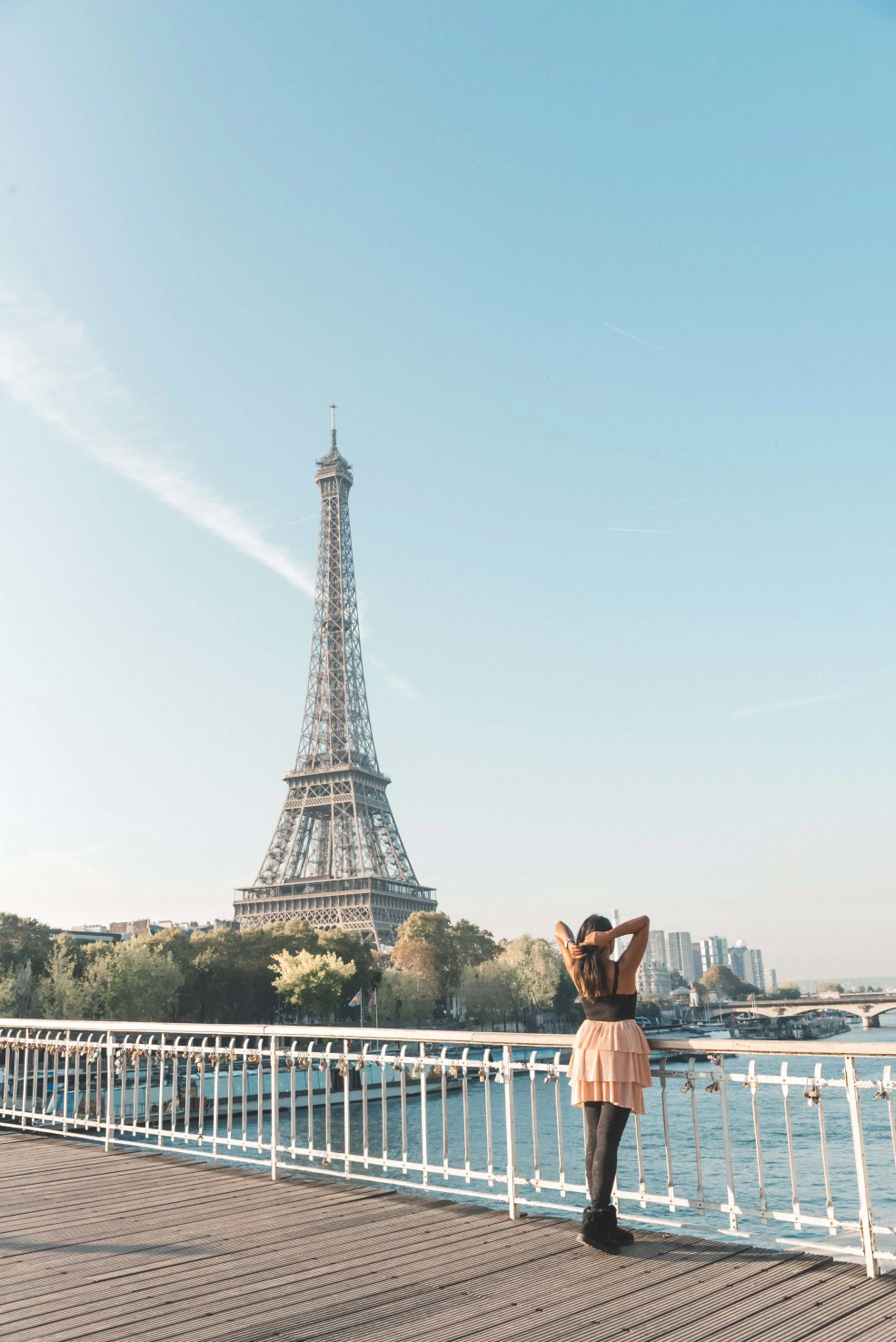 Most Instagrammable places in Paris, Seine River