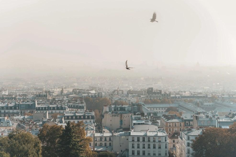 Most Instagrammable places in Paris, Sacre Coeur