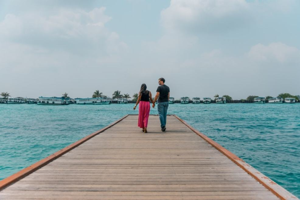 Budget travel in Maldives