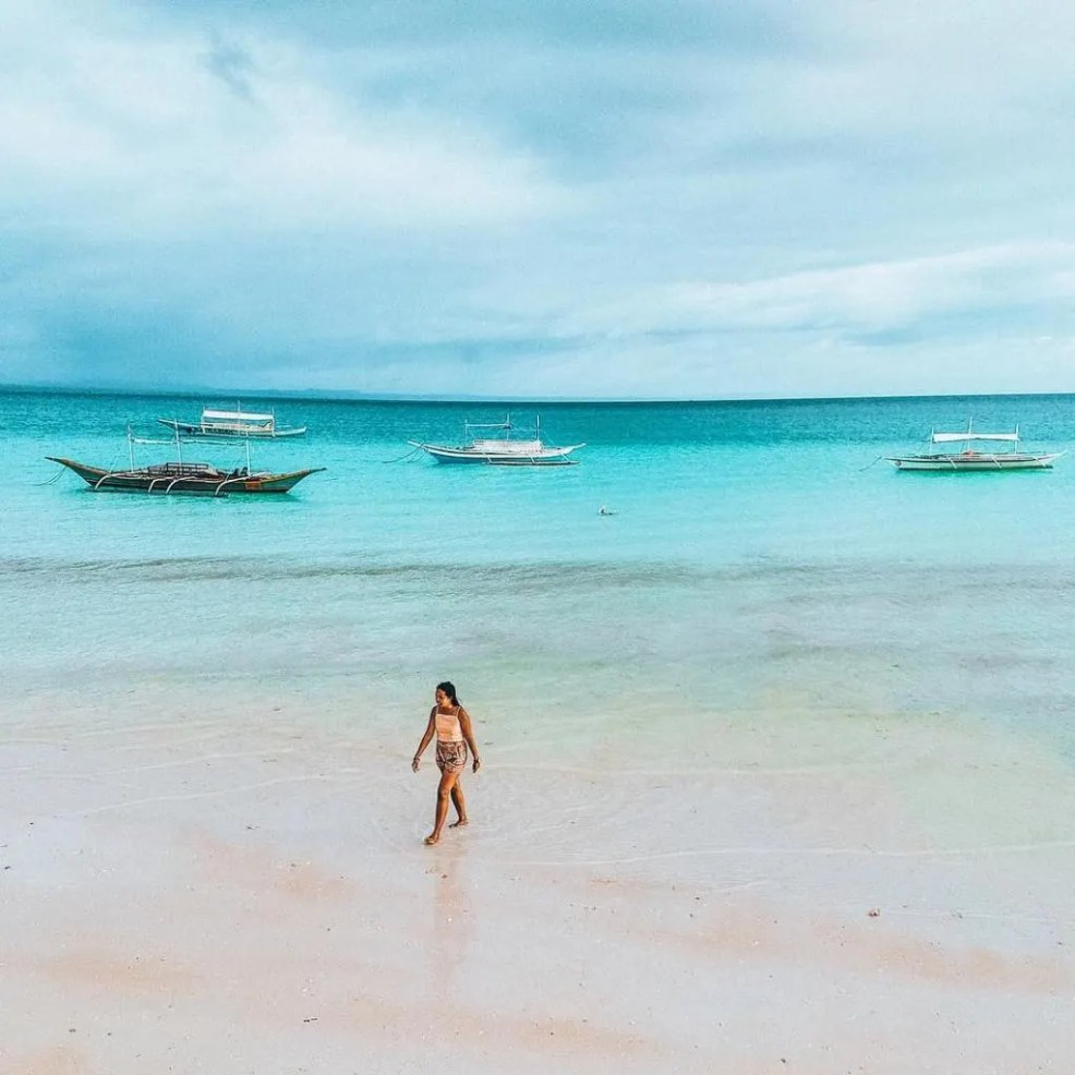 instagrammable places in Cebu, Bantayan Island