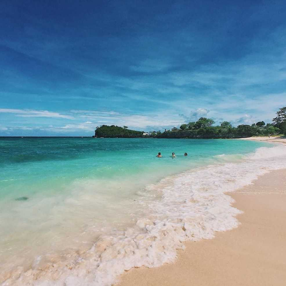 top instagrammable places in the Philippines, Malapascua Island