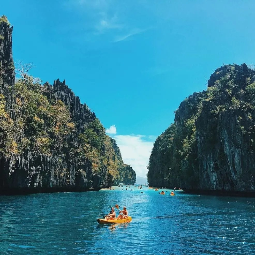 Top instagrammable places in El Nido | Big Lagoon, el nido tourist spots, el nido travel guide