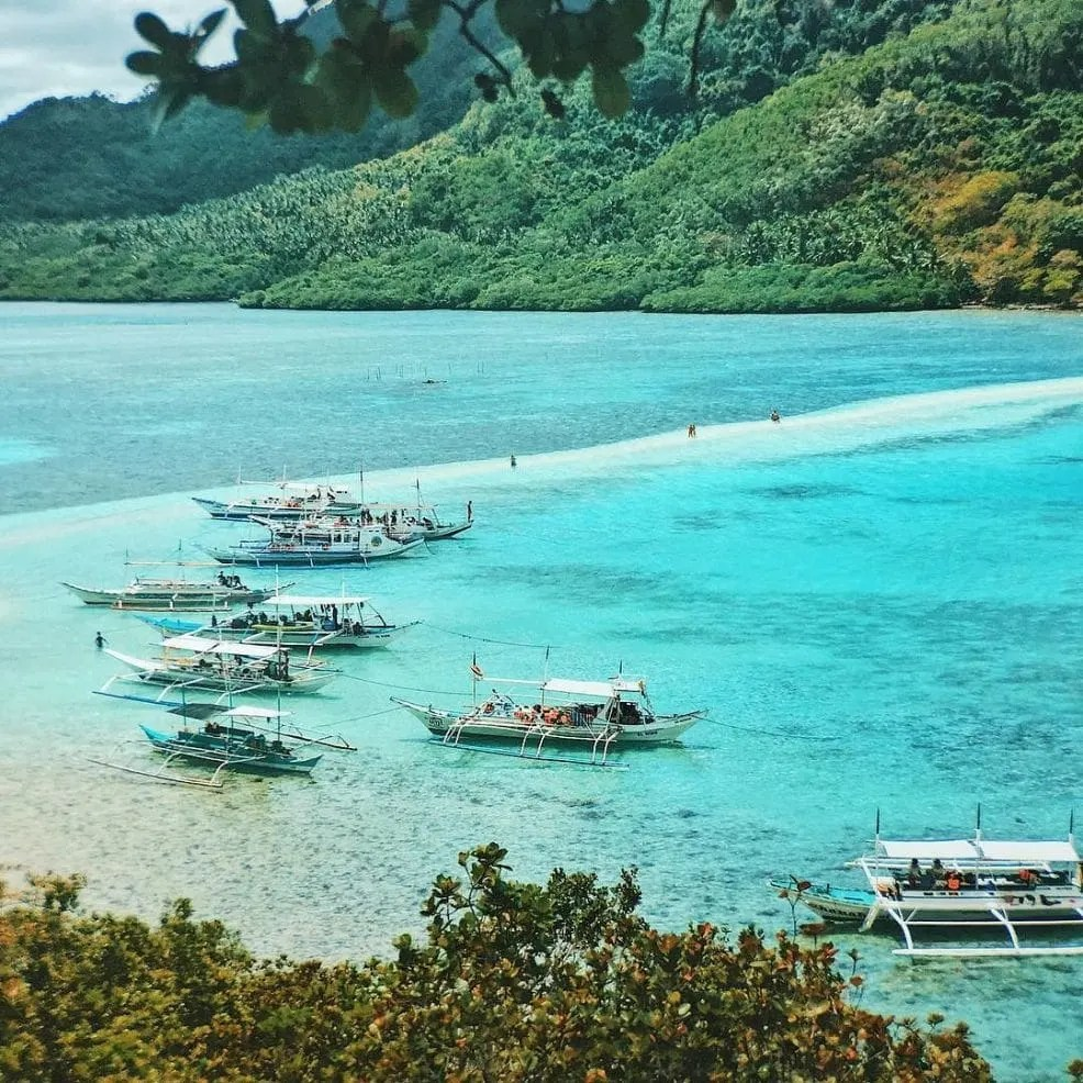 Top instagrammable places in El Nido | Snake Island