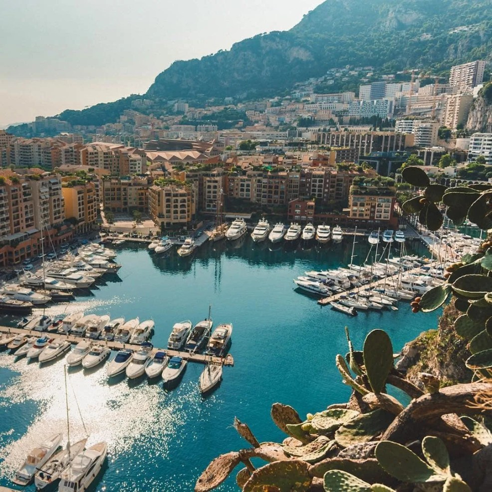 Instagrammable Places in France, Montecarlo