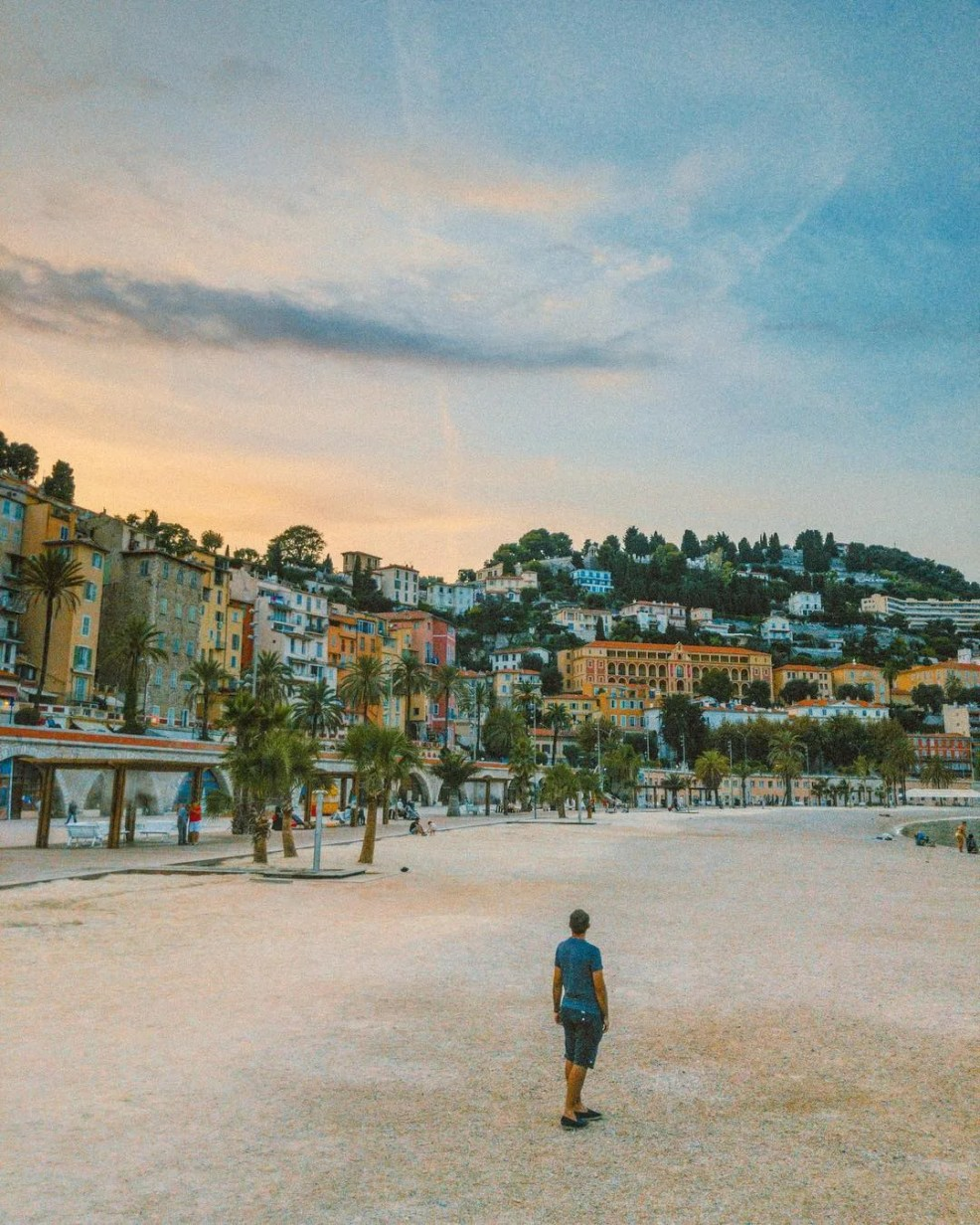 Instagrammable places in France, Menton