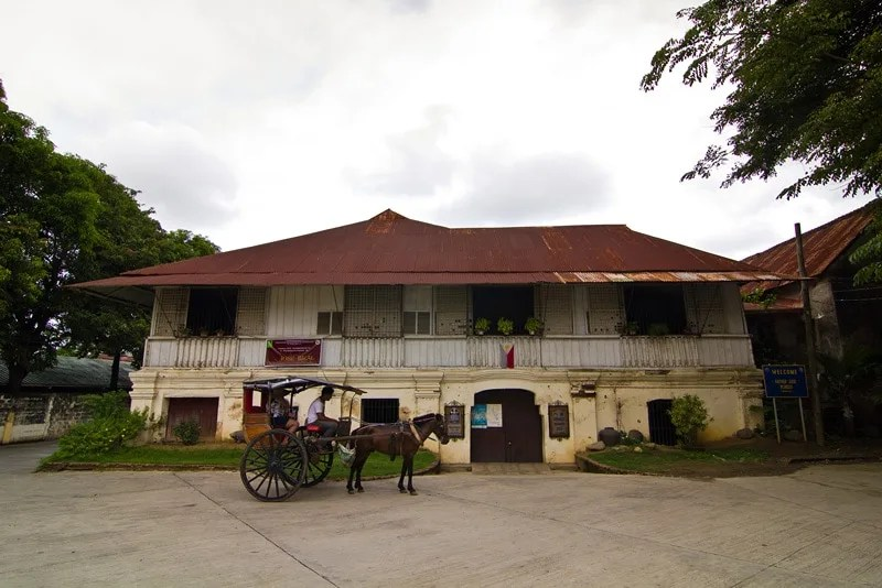 Things to do in Vigan, Father Burgos House