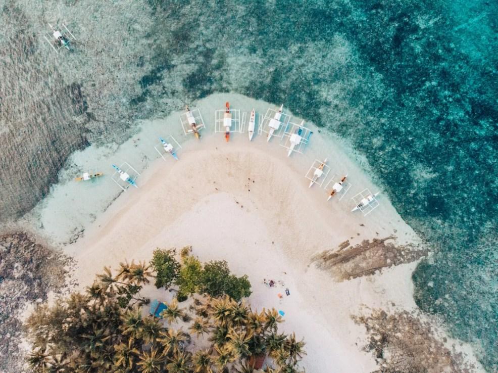 Philippines islands, Siargao, Guyam Island