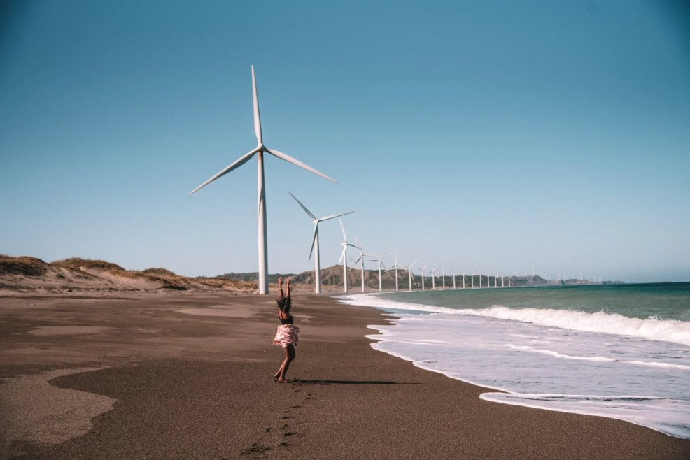 Things to do in Pagudpud, Bangui windmills