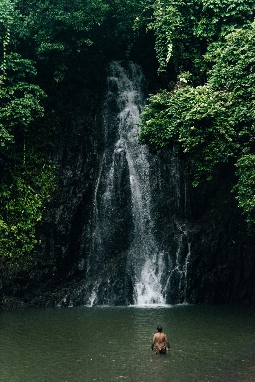 Tak Tak Falls, Waterfalls in the Philippines