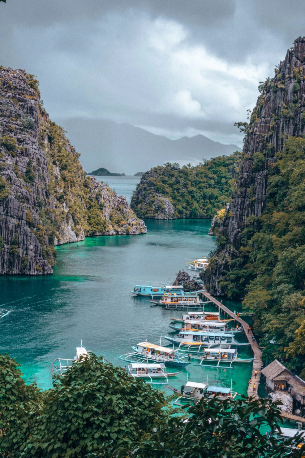 Kayangan Lake, instagrammable places in the Philippines