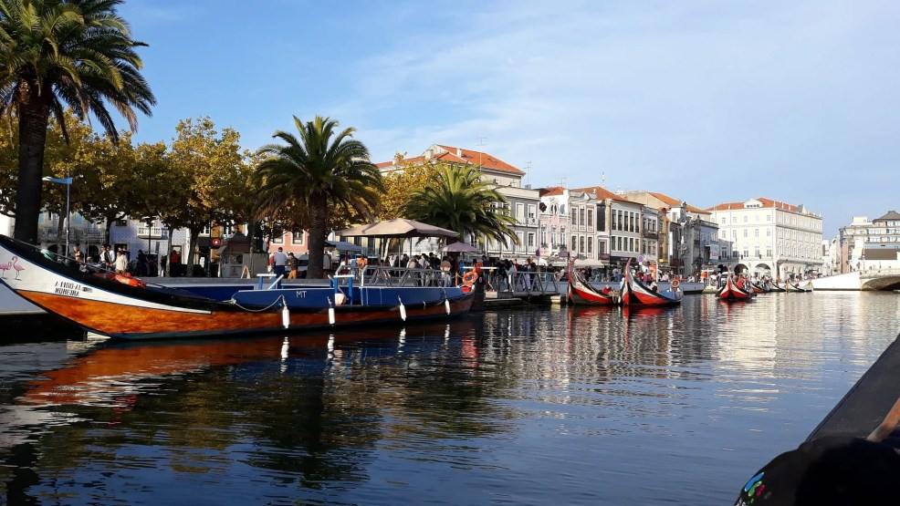 Averiro, Instagrammable places in Portugal