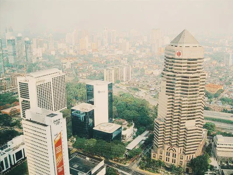 Instagrammable places in Malaysia, Petronas Towers Kuala Lumpur