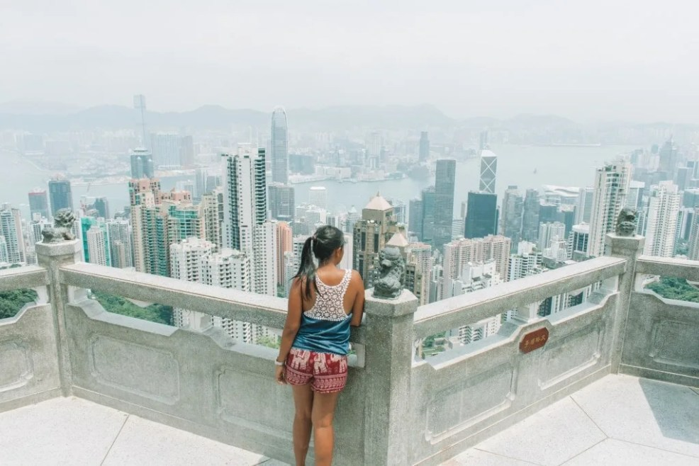Instagrammable Places in Hong Kong, Victoria Peak