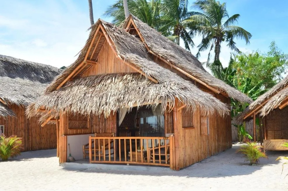 Amihan Beach Cabanas, luxury resorts in Bantayan island, where to stay in Bantayan island