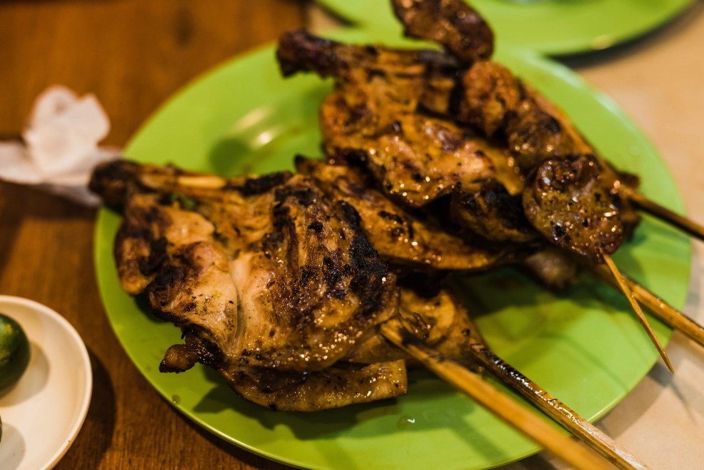 things to do in bacolod, bacolod tourist spots, hotels in bacolod city, best time to visit Bacolod city, Inasal Chicken, what to eat in Bacolod