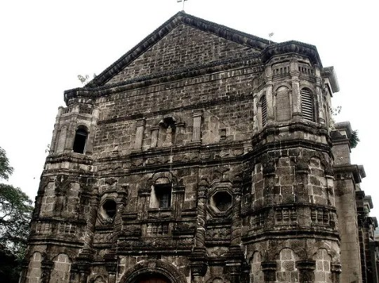 Manila tourist spots, Malate Church