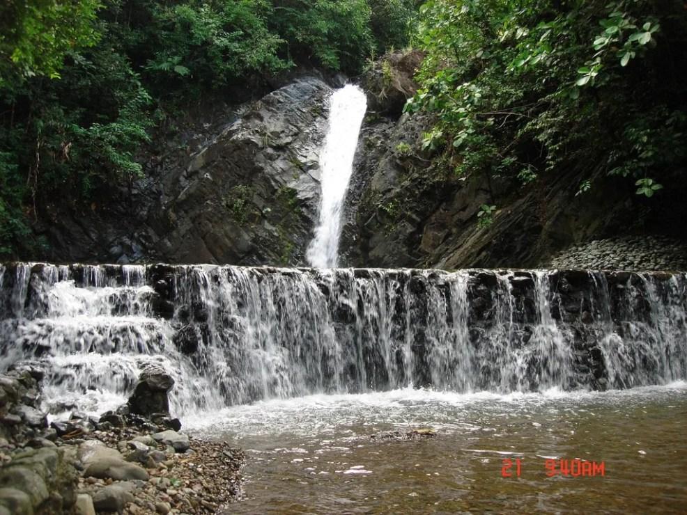 Magkawas Falls, Surigao tourist spots