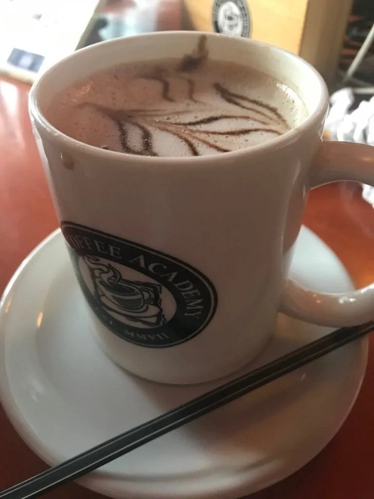 Coffee Academy, best restaurants in Angeles City