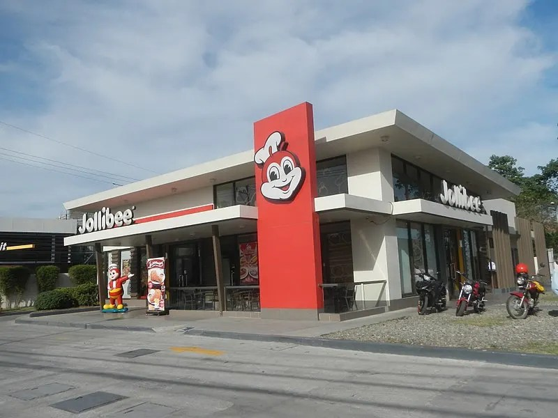 JolliBee, best restaurants in Angeles City