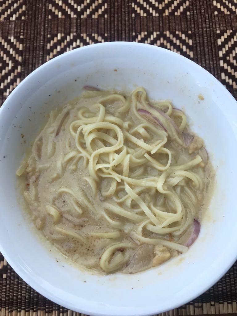 Ohn No Khauk Swe, what to eat in Inle Lake, food to try in Inle Lake