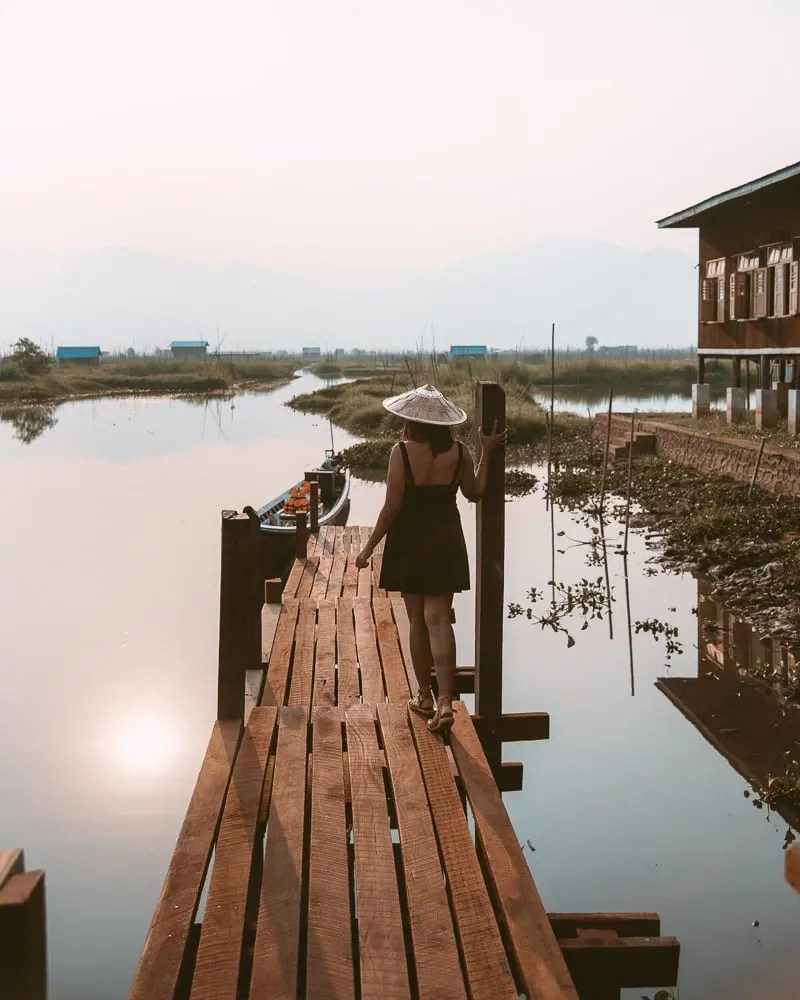 how to get to Inle Lake