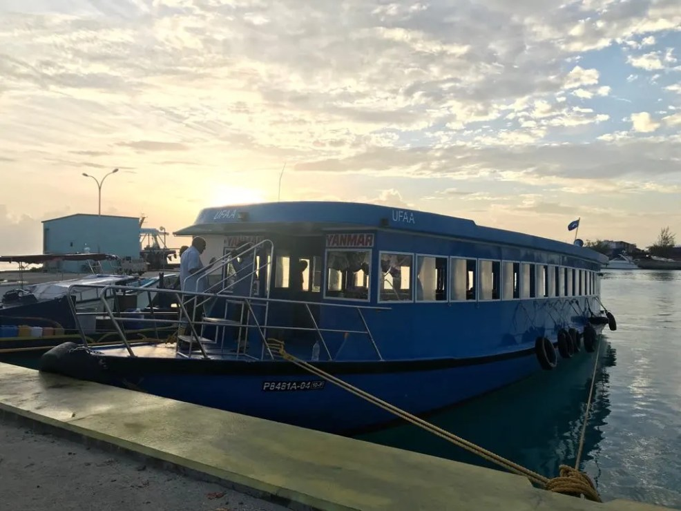 Dhiffushi travel guide, things to do in Dhiffushi, Dhifushi Island, Public boat Male-Dhiffushi, How to get to Dhiffushi Island