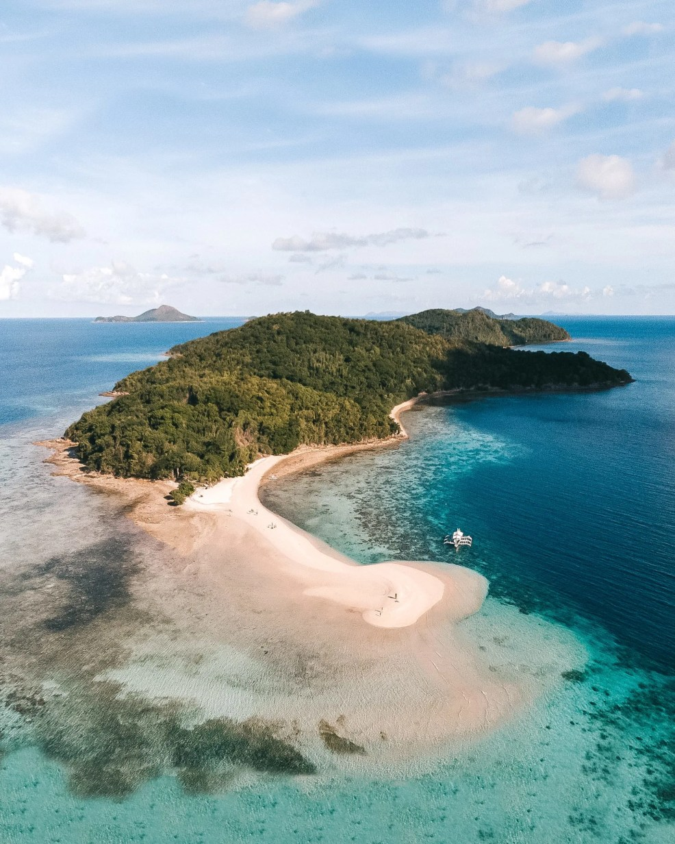 Ditatayan Island, Coron tourist spots, Coron travel guide