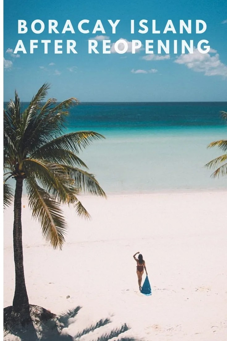 Boracay Island After Reopening