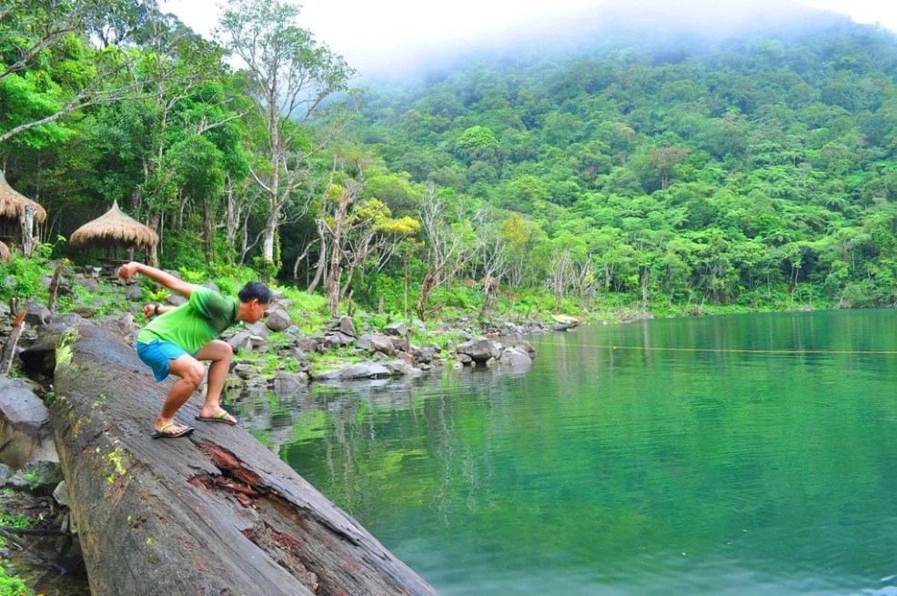 Twin Lakes Dumaguete, Dumaguete itinerary