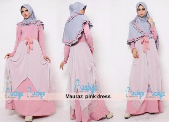 Tuneeca 0413033 Baju Muslim GAMIS Modern