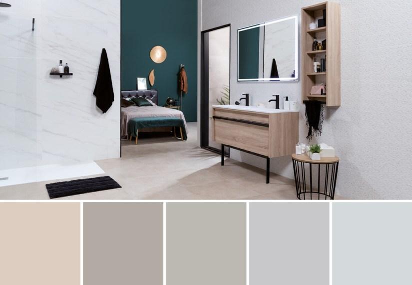 diseño nórdico para tu baño