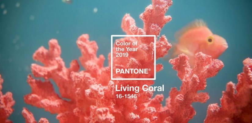 Tendencias en baños este 2019. Pantone Living Coral