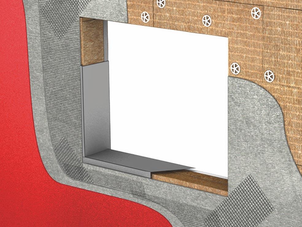 Morteros aislantes de aplicación directa para la rehabilitación energética de edificios