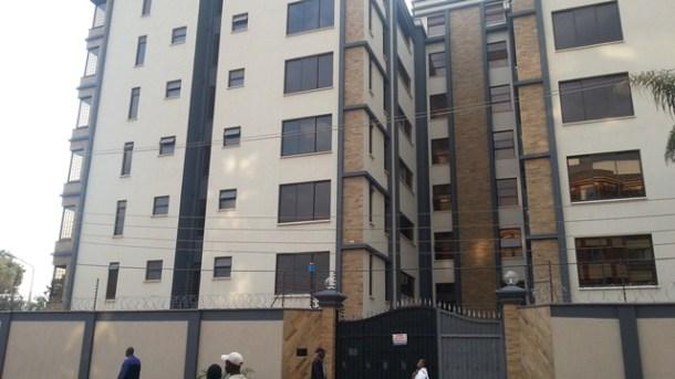 SRK Apartments