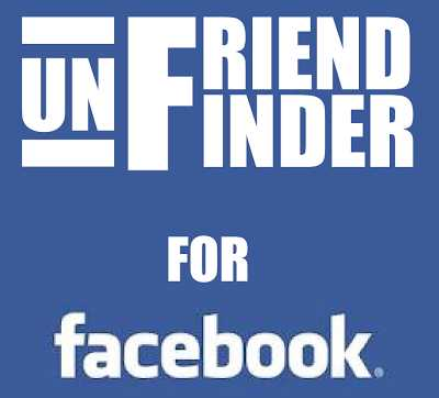 Find out the people who had unfriend you in Facebook