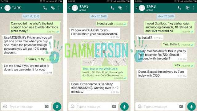 How-to-eable-activate-TARS-on-whatsapp-for-free-gammerson
